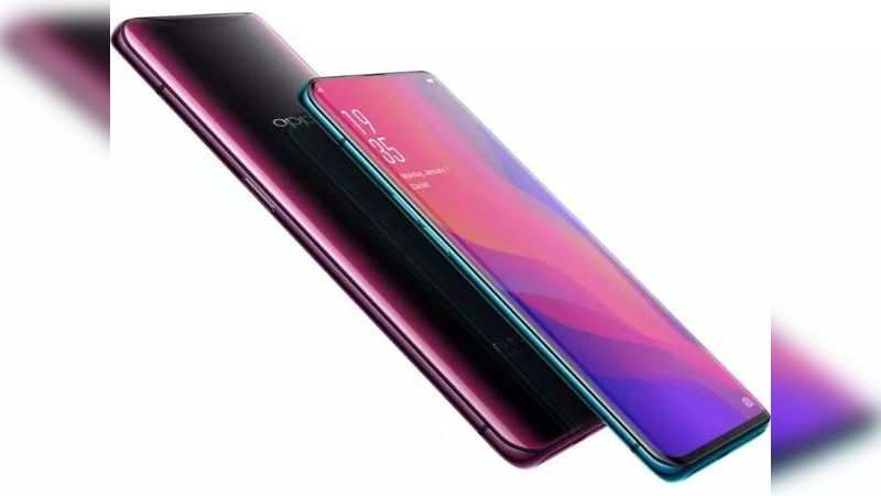 All-screen Oppo Find X launched with slider camera launched