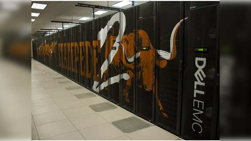 Stampede2: Installed at Texas Advanced Computing Center in the US