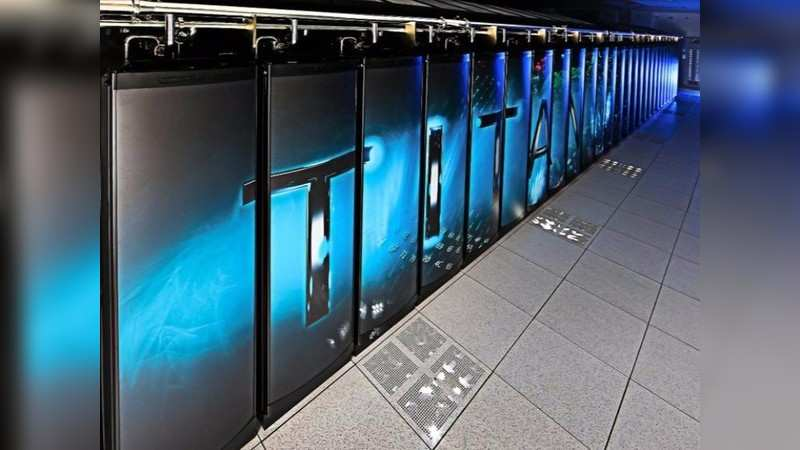 Titan - Cray XK7: Oak Ridge National Laboratory in United States