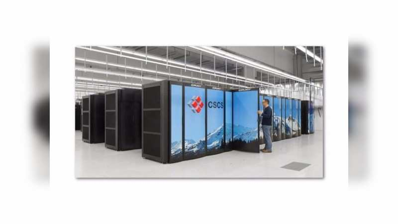 Piz Daint - Cray XC50: Installed at Swiss National Supercomputing Centre in Switzerland