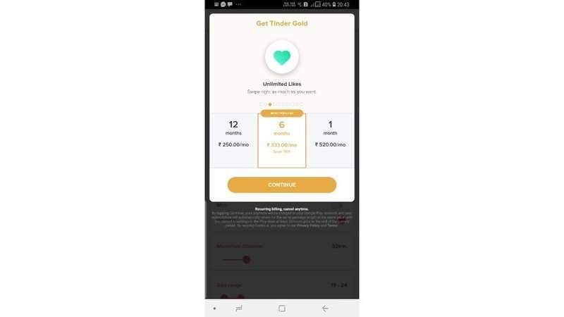 Tinder Dating App Review 11 Things Indian Men Should Know Before Paying Gadgets Now