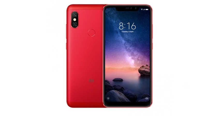 Front camera: Only Xiaomi Redmi Note 6 Pro offers dual-front cameras