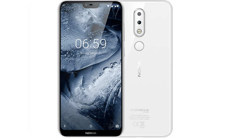 Rear camera: Nokia 6.1 Plus leads in megapixels with 16MP rear camera