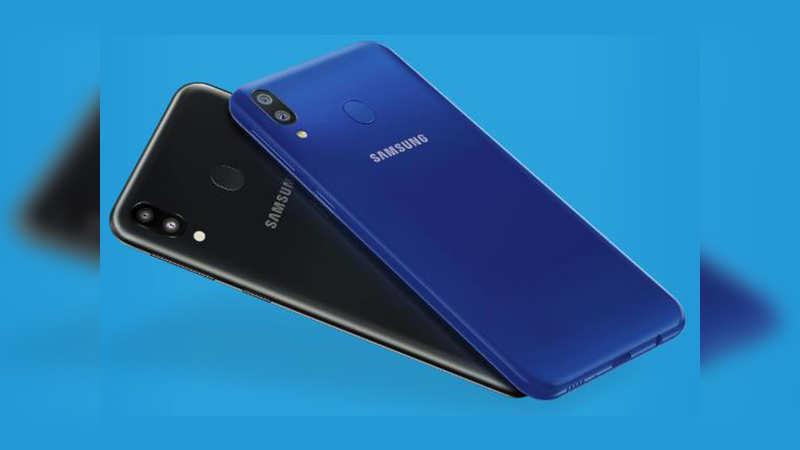 Price: Samsung Galaxy M20's 4GB RAM/64GB storage variant is cheapest