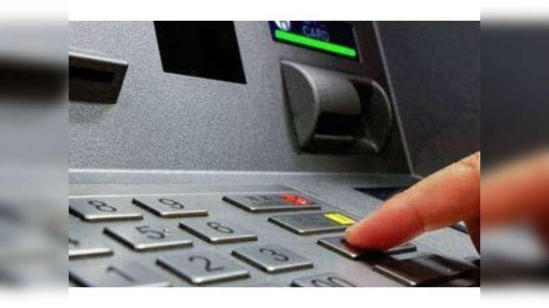 These skimmers capture the information stored on the magnetic strip of an ATM card.