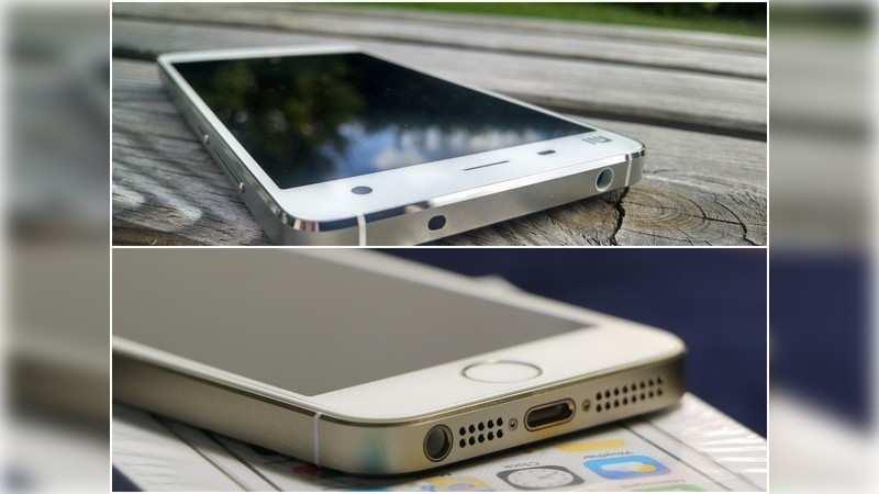 Mi4 'copied' the iPhone 5