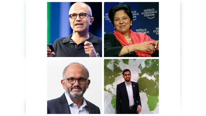 Special 15: Most 'powerful' Indians in the tech industry