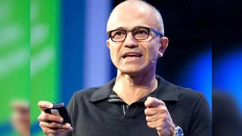 Satya Nadella (Microsoft)