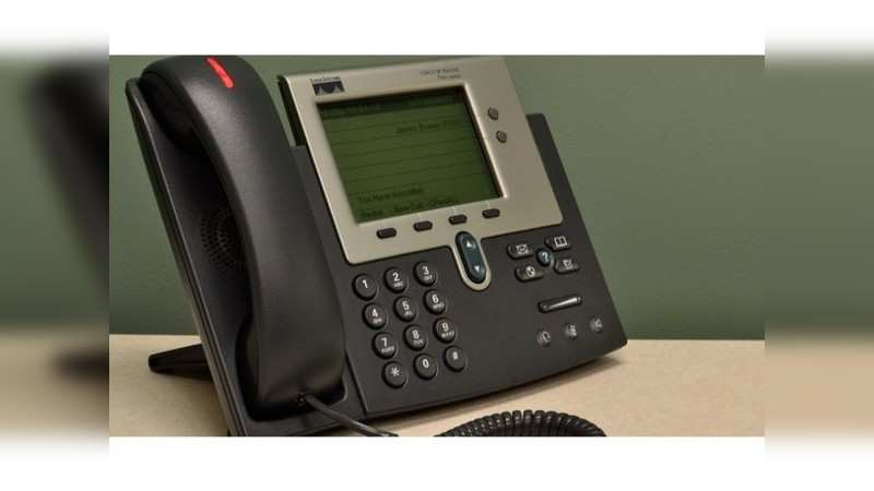 The call is generally made from what appears to be landline number