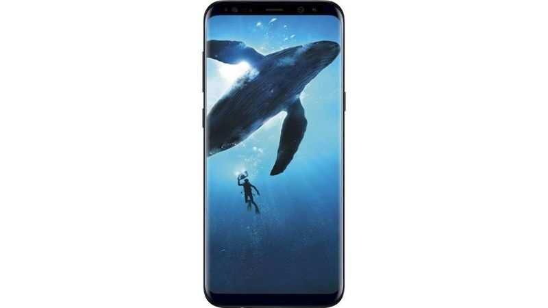 Samsung Galaxy S8: Rs 37,990