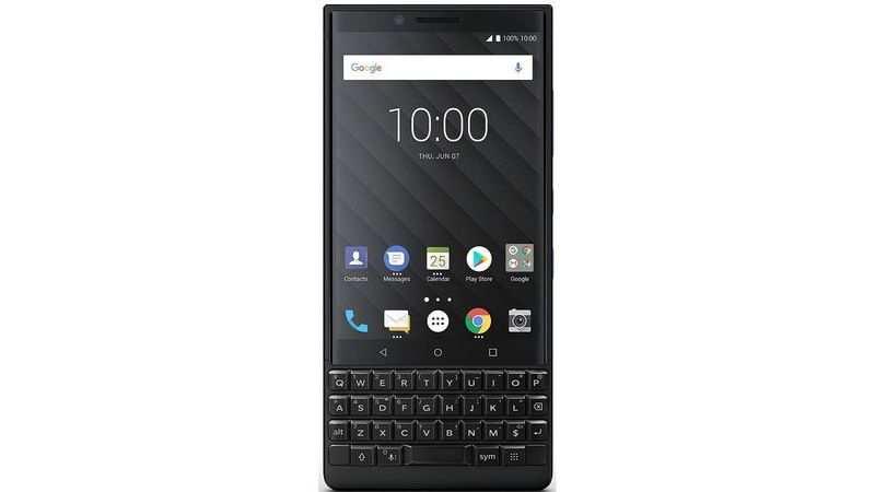 BlackBerry KEY2: Rs 42,990