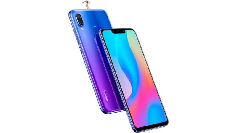 Huawei Nova 3: Rs 29,999