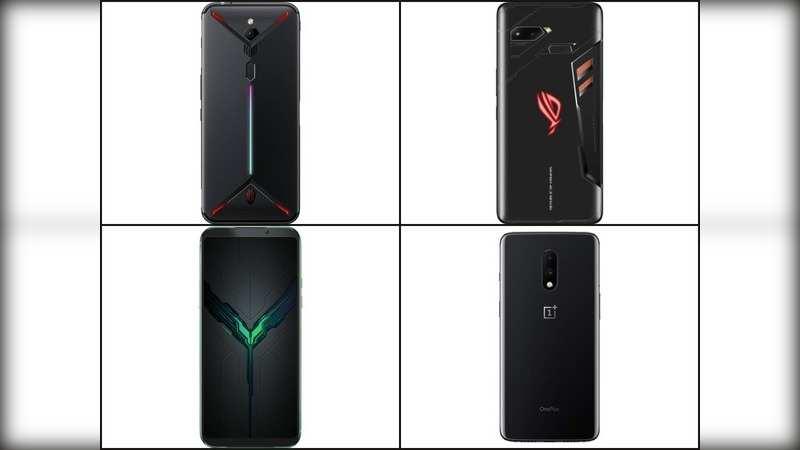 Nubia Red Magic 3 vs OnePlus 7 Pro vs Black Shark 2 vs Asus ROG Phone: Best 'gaming' smartphone in India