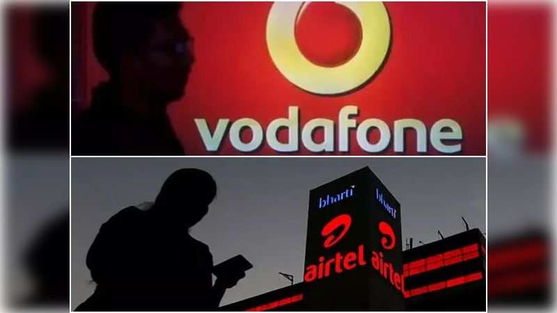 Vodafone and Bharti Airtel raised money recently