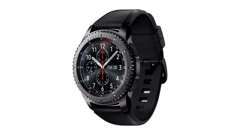 Samsung Gear S3 Frontier Smartwatch: Available at Rs 24,900 (original price Rs 32,380)