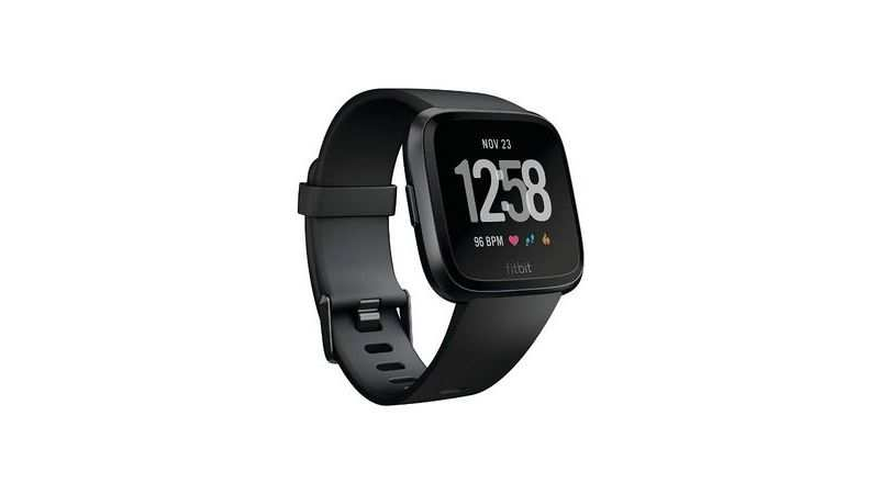 Fitbit Versa: Available at Rs 15,999 (original price Rs 19,999)
