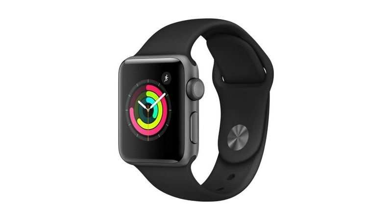 Apple Watch Series 3 (GPS, 38mm): Available at Rs 24,900 (original price Rs 32,380)