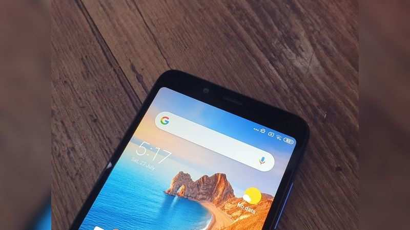 Xiaomi Redmi 7A offers a decent display and is similar to the older Redmi 6A