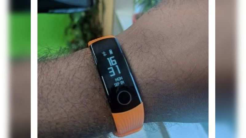 Before buying a fitness band, check whether it tracks the exercises you regularly do apart from just running like swimming, aerobics, etc
