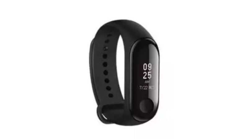 A fitness band should ideally be at least IP67 water resistant if not fully waterproof with IP68 rating