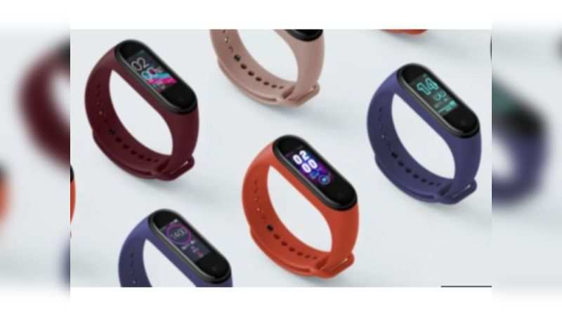 Checking the display quality of the fitness band is a must
