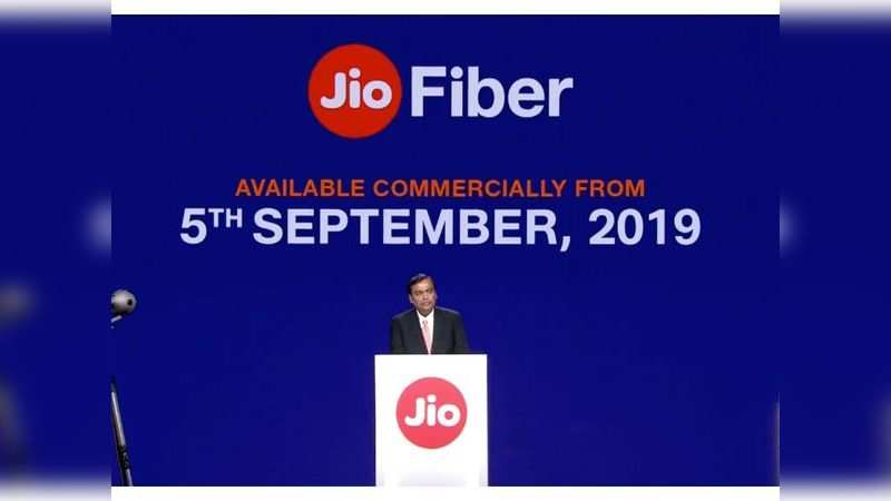 Reliance Jio GigaFiber rollout starts September 5: Subscribers to get 4K LED TV, set-top box free and more