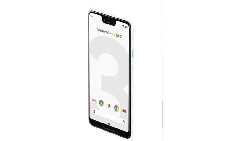 Front camera: Only Google Pixel 3XL offers dual front cameras