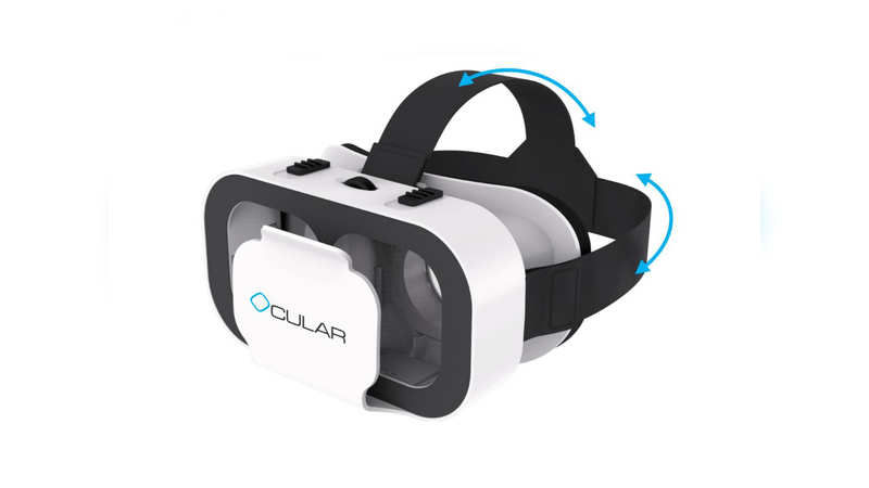Ocular Swift VR headset: Available at Rs 999 (original price Rs 2,300)