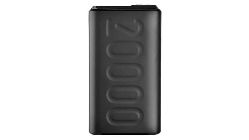 Ambrane 20000mAh power bank: Available at Rs 999 (original price Rs 2,499)