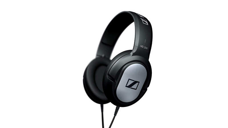 Sennheiser HD 206 headphones: Available at Rs 999 (original price Rs 1,490)