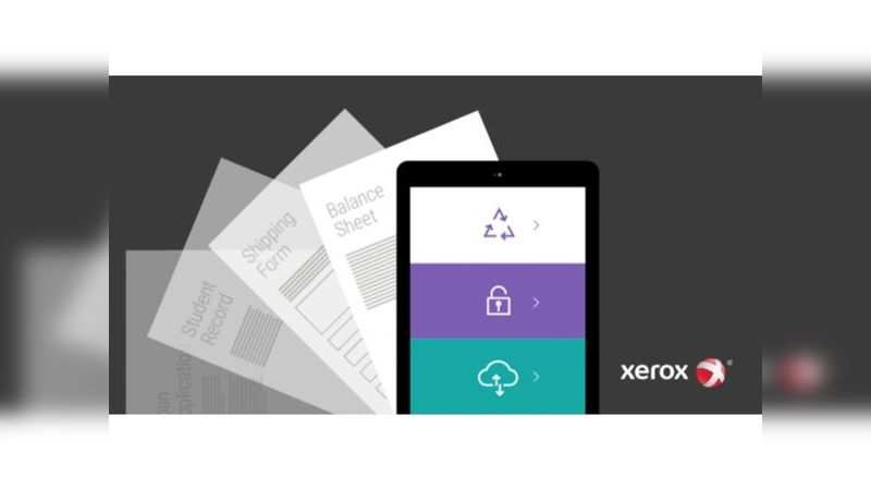 The revenue of Xerox has fallen from $10.2 billion to $9.2 billion and is expected to decline further
