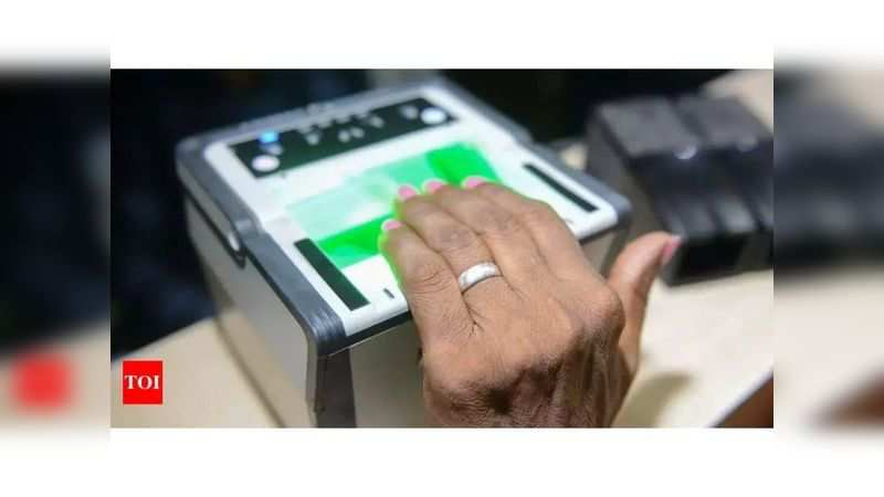 Ability to temporarily lock and unlock Aadhaar biometric authentication
