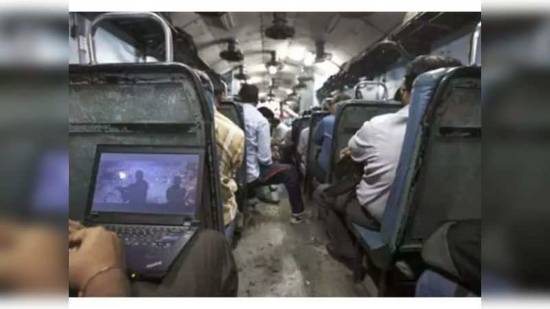 RailTel will launch a content streaming app for passengers to watch shows while travelling in trains