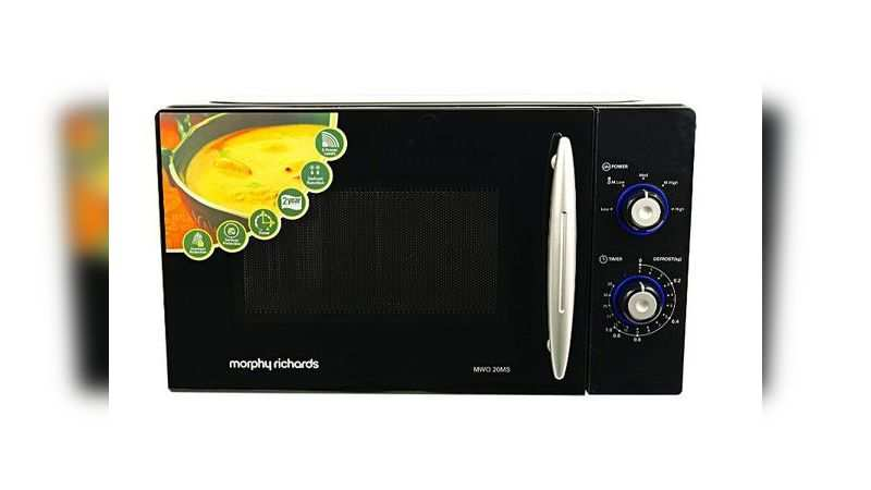 ​Morphy Richards Solo Microwave Oven: Rs 2,596 discount
