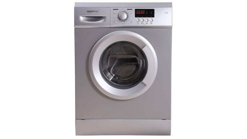 ​AmazonBasics fully-automatic front load washing machine: Rs 19,001 discount