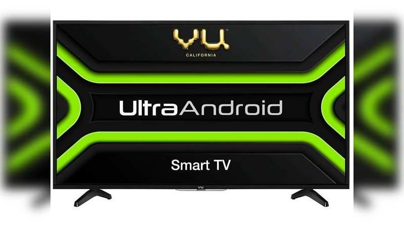​Vu 32-inch HD-ready Ultra Android LED TV: Rs 8,521 discount