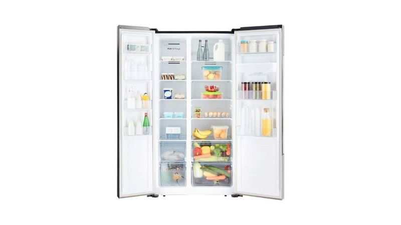 ​AmazonBasics frost-free side-by-side refrigerator: Rs 41,000 discount