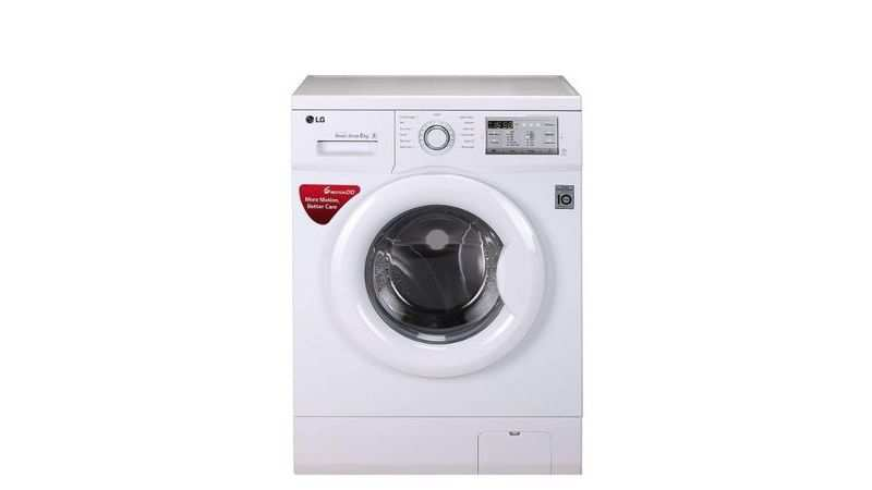 ​LG 6 KG fully-automatic front loading washing machine: Rs 6,000 discount