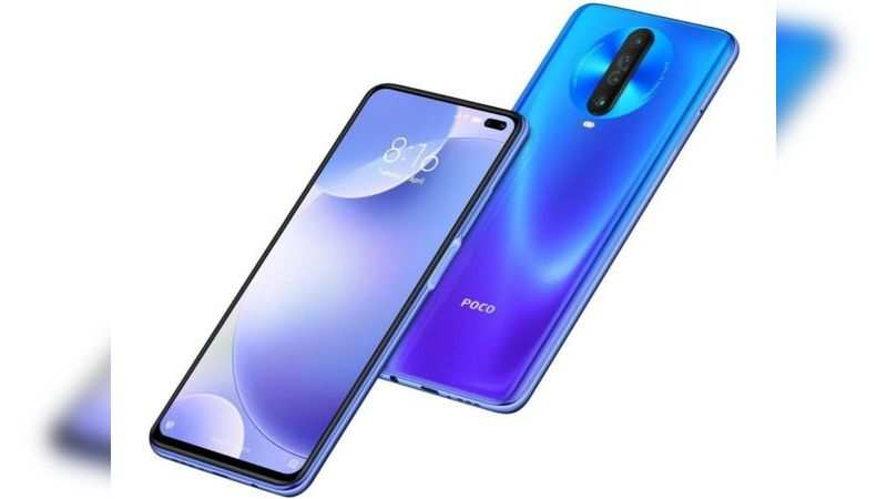 Front camera: Only Poco X2 offers dual-front camera setup; Realme X2, Vivo Z1x and Samsung Galaxy A50s offer higher resolution front camera