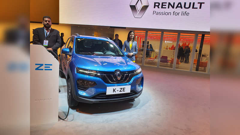 Renault K-ZE: No any launch date available as of now