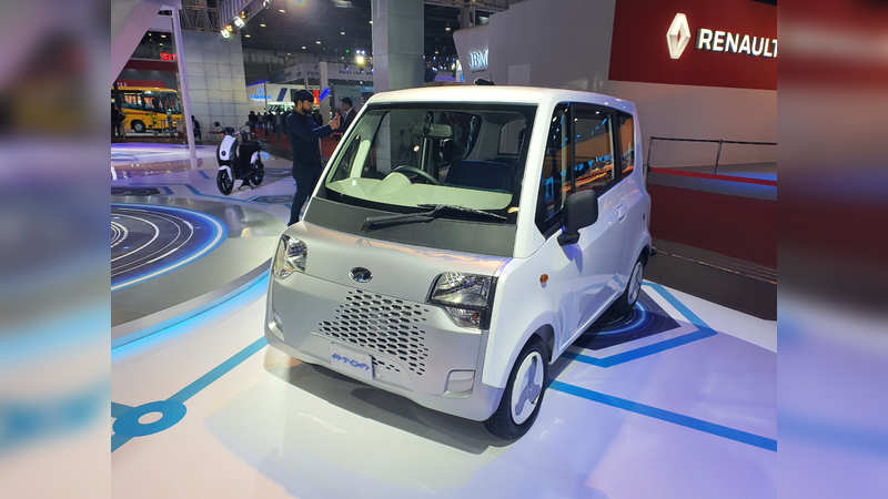 Mahindra Atom compact electric car: No launch date available