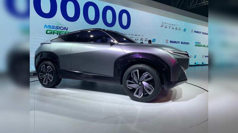 Maruti Suzuki Futuro-e: No launch details available yet
