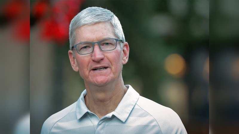 Apple CEO Tim Cook has a stalker named Rakesh Sharma