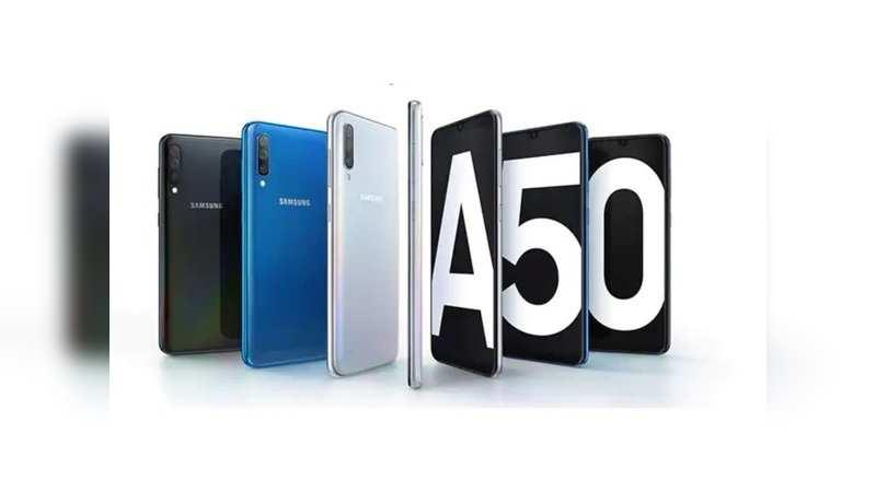 Samsung Galaxy A50: Priced at Rs 12,999