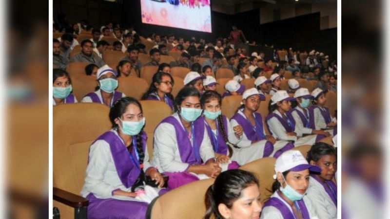 Coronavirus helpline number for Haryana: 8558893911