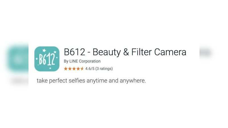 Beauty & Filters Camera app with over 10 lakh downloads
