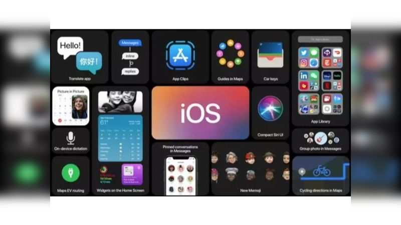 Apple rolls out public beta of iOS 14, iPadOS 14