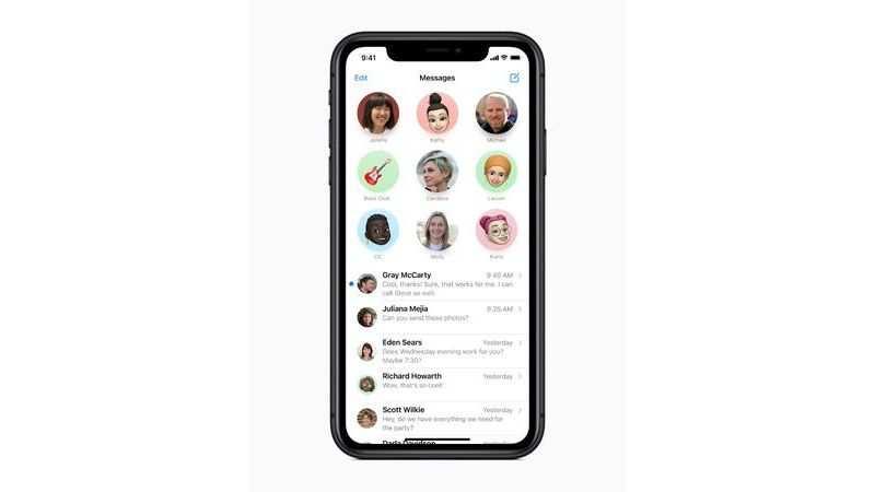 iMessage becomes more like WhatsApp