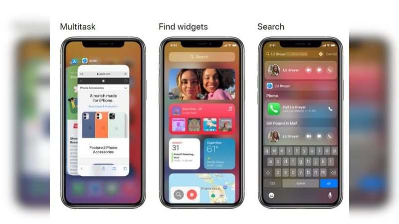 Gesture support comes to the back of the iPhone