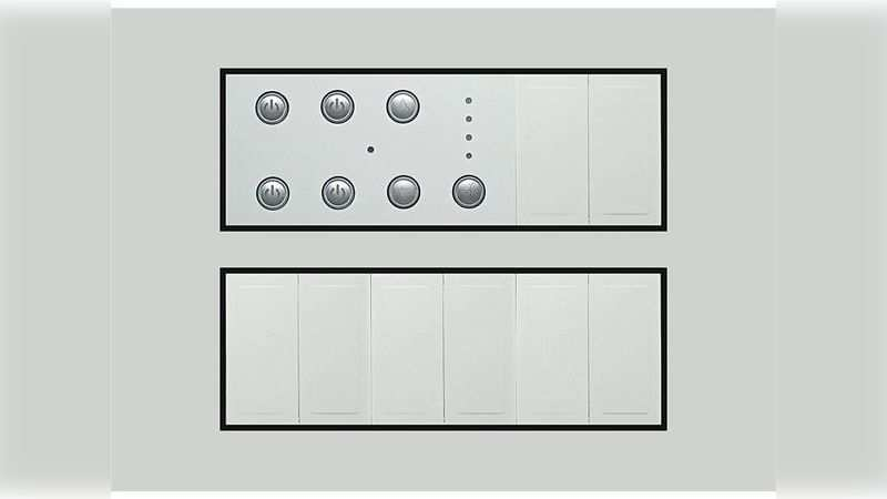 Smarteefi 5 port modular Wi-Fi smart switch board: Available at Rs 4,851 (Discount of Rs 3,961)